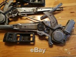 Honda CIVIC Crx 89-91 Vitres Électriques Set De Rhd Jdm Tres Rare Ee Ef Ef8 Ef9