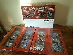 Hot Wheels 2010 Super Treasure Hunt Set Boîte À Outils Original Boxes Very Cool Rare