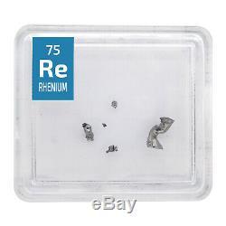 Le Très Précieux Set Métal Osmium Iridium Rhodium 10 X Rare Qualité Pe Tiles
