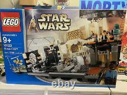 Lego 10123 Star Wars Cloud City 100% Usine Scellé Très Rare Flambant Neuf