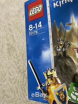 Lego 10176 Chevaliers Château Royal Kingdom New Sealed Très Rare