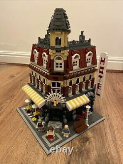 Lego 10182 Café Corner Bâtiment Modulaire Très Rare Difficile À Trouver