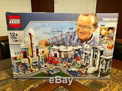 Lego 10184 Plan De Ville 5oth Anniversaire Très Rare