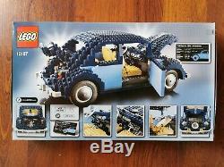 Lego 10187 Vw Beetle, Très Rare, Newithsealed