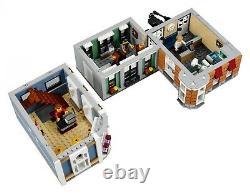 Lego 10255, Assembly Square Creator Modular, Nouveau Sealed 4002 Pcs, Very Rare