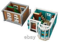 Lego 10270, Créateur, Bookshop Modular Building, Sealed Box 1077 Pcs! Très Rare