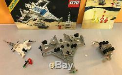 Lego 1593 Super Model Vintage Espace Classique Instruction Boîte Complète Tres Rare