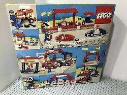 Lego 1987 Vintage Legoland 6381 Speedway Circuit Automobile Nouveau Très Rare Sealed