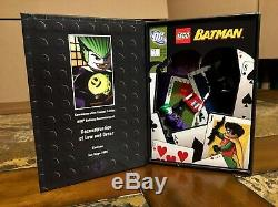 Lego 2006 Sdcc Joker Et Batman Exclusive 1 250 Très Rare