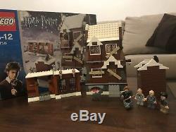 Lego 4756 Harry Potter Cabane Hurlante Tres Rare