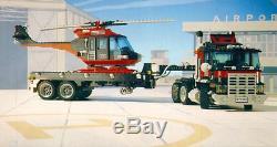 Lego 5590 Modèle D'équipe Et Whirl Wheel Super Truck 1990 Tres Rare