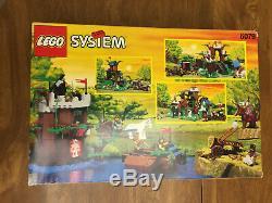Lego 6079 Dark Forest Château Forteresse Très Rare! Nouveau