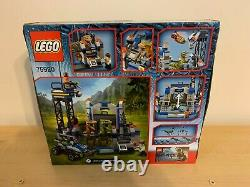 Lego 75920 Raptor Échapper Jurassic Du Monde Des Dinosaures Très Rare Neuf Box Sealed