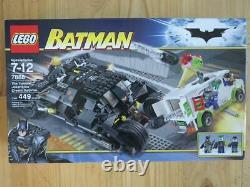 Lego Batman 7888 Tumbler, Ensemble Très Rare, Newithsealed