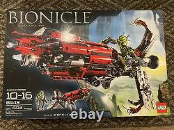 Lego Bionicle Axalara T9 Set 8943 Very Rare, Nouveauté En Boîte