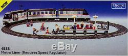 Lego City Metroliner Train 10001 (4558) Nouveau Dans La Boîte À La Retraite, Très Rare