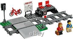 Lego City Passenger Train À Grande Vitesse (# 60051) (retraité 2014) (très Rare)