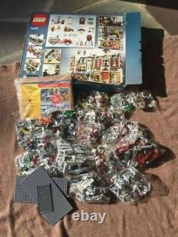Lego Creator Fire House #10197 Très Rare! C'est Le Dernier! Nouveau Jamais Assemblé