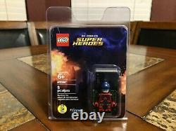 Lego DC Atom Mini Figure 2016 Sdcc Très Rare