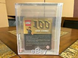 Lego Exclusif De Promotion 100 Magasins En Amérique Du Nord New Afa 8,5 Très Rare
