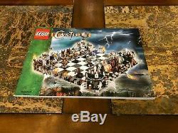 Lego Fantaisie Era Castle Giant Chess Set 852293 Très Rare