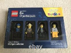 Lego Figurines Limited Edition Collection Ensemble Complet Maintenant Très Rare Bnib