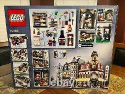 Lego Green Grocer 10185 Modular Series Très Rare