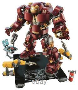 Lego Hulkbuster Ultron Édition # 76105 (scellé) (très Rare) Avec Mini Iron Man