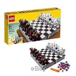 Lego Jeu D'échecs 40174 Nouveau Scellé Très Rare Special Edition De Nouveaux Projets