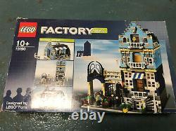 Lego Market Street 10190 Nouveau Nisb Très Rare