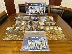 Lego Market Street 10190 Série Modulaire Très Rare