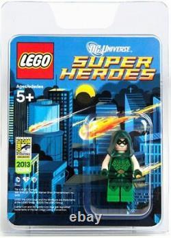 Lego Marvel Green Arrow Sdcc 2013 San Diego Comic Con Ultra Très Rare 200exp