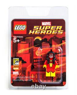 Lego Marvel Spiderwomen Sdcc 2013 San Diego Comic Con Ultra Très Rare 325 Exp