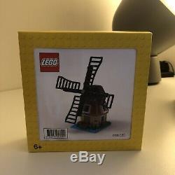 Lego Ouverture Magasin Set 6315023 Amsterdam Moulin À Vent Tout Neuf Dans La Loge Rare