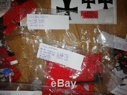 Lego Red Baron Fokker Triplan 10024 Complete Marque Nouveau (boîte Ouverte) Très Rare