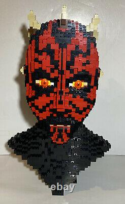 Lego Star Wars 10018 Ultimate Collection Collector Series Darth Maul Complet Très Rare
