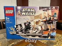 Lego Star Wars 10123 Cloud City Nouveau Scellé Très Rare