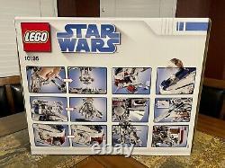 Lego Star Wars 10195 Republic Drop Ship At-ot Walker Très Rare