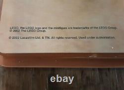 Lego Star Wars 7163 Republic Gunship 2002 Store Display Complete Very Rare
