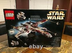Lego Star Wars 7191 Fighter X-wing Ucs Nouveau Bonus Minifigure Très Rare