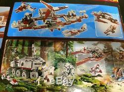 Lego Star Wars 7260 Wookie Catamaran Rare Retraité Set, Très Rare Nouveau Etanche