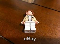 Lego Star Wars Cheveux Lisses Princesse Leia 10198 Erreur Usine Sdcc Nycc Très Rare