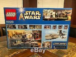Lego Star Wars Nuage Ville 10123 New Sealed Très Rare