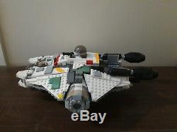 Lego Star Wars Rebels Prêtes 75053 The Ghost Tres Rare