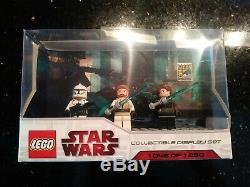 Lego Star Wars Sdcc Vitrine Très Rare