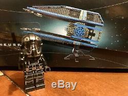 Lego Star Wars Tie Interceptor Ucs 7181 Bonus Nouveau Scellé Très Rare