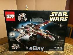 Lego Star Wars X-wing Fighter Ucs 7191 Bonus Nouveau Scellé Très Rare