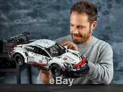 Lego Technic # 42096 Porsche 911 Rsr Sport Tout Neuf (scellé) (très Rare)
