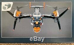 Lego Technic 42113 Bell-boeing V-22 Osprey Canceled Set / Tres Rare / Bnib