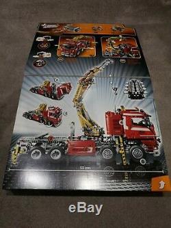 Lego Technic 8258 Grue Marque New Sealed Très Rare Uk Livraison Gratuite